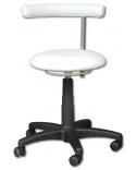 Stolička s oblúkovým operadlom VA03