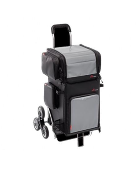 Pojazdný kufor pre mobilné pedikúru alebo kozmetiku