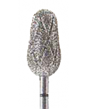 Turbodiamant hruška DDG369