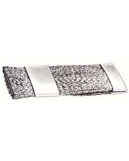 Mosadzný kartáčik posuvný
